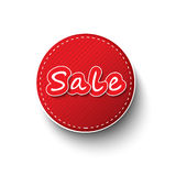 Sale circle sign Royalty Free Stock Images