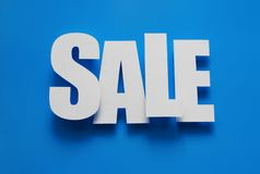 Sale closer Stock Photography