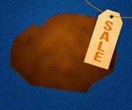 Sale Clothes Label Stock Images