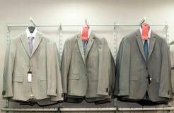 Sale clothes. stock images