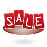Sale collection design Stock Images
