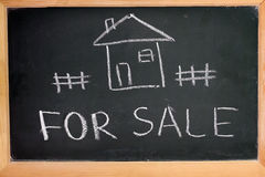 For sale concept Royalty Free Stock Images