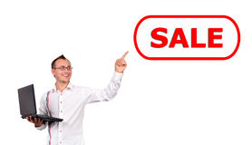 Sale concept Stock Photos