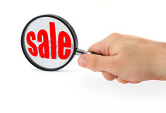 Sale concept Royalty Free Stock Image