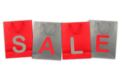 SALE concept with clipping path Royalty Free Stock Photography