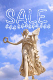 Sale concept Royalty Free Stock Photography