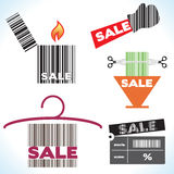 Sale concept set Royalty Free Stock Images