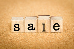 Sale Concepts Royalty Free Stock Photography