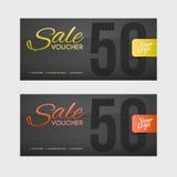 Sale coupon Stock Photos