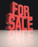 For Sale Stock Images