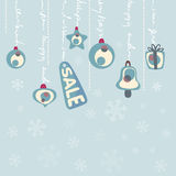 Sale decoration Stock Photo
