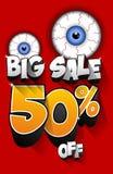 Sale Design Royalty Free Stock Image