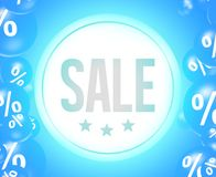 Sale Design Royalty Free Stock Photo