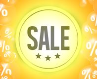 Sale Design Stock Photography