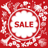 Sale design Stock Photos