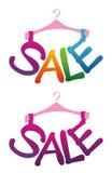 Sale. Sale design template. Vector illustration Royalty Free Stock Photos
