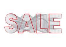 `Sale` design template. Stock Photography