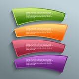 Sale di presentazione di PowerPoint steps08 Fotografie Stock Libere da Diritti