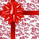 Sale discount background. Stock Photos