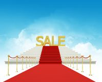 Sale discount Royalty Free Stock Photo