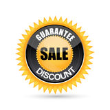 Sale and discount tag Stock Photo