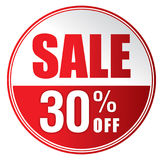 SALE 30% Discount Royalty Free Stock Photography