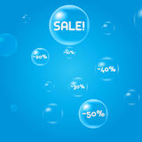 Sale. Discounts Royalty Free Stock Photography