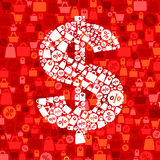 Sale dollar Stock Photos