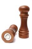 Sale e pepe Fotografia Stock Libera da Diritti