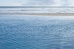 Sale e vista d'acqua dolce Immagine Stock Libera da Diritti