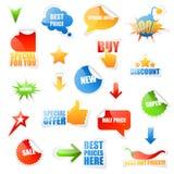 Sale etiketter Fotografering för Bildbyråer