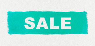Sale event banner Royalty Free Stock Images