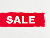 Sale event banner Royalty Free Stock Photos
