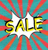 Sale expression Stock Photo