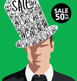 Sale and Fashion and shopping Stock Images