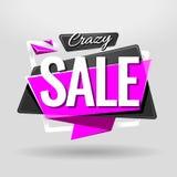 Sale Geometric Banner Stock Photos