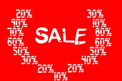 Sale glory Royalty Free Stock Photography