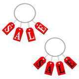Sale graphic. A illustration of sale  text graphic Royalty Free Stock Photography
