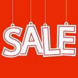 Sale hangtag Royalty Free Stock Photos