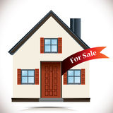 For sale house. Stock Images