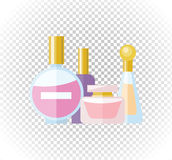 Sale of Household Appliances Parfum Royalty Free Stock Photo