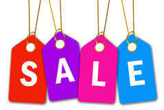 Sale icon Stock Photo