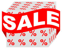 Sale Icon Stock Photos