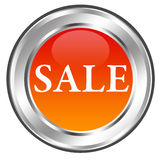 Sale icon Stock Photos