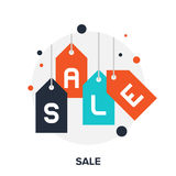 Sale icon Stock Photography