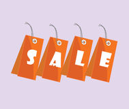 Sale icon Stock Images