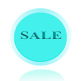 SALE icon or symbol image concept design with business for busin Royalty Free Stock Photo