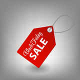 Sale icon vector illustration Stock Images