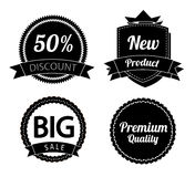 Sale icons Stock Photos