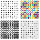 100 sale icons set vector variant. 100 sale icons set vector in 4 variant for any web design isolated on white Royalty Free Stock Photo